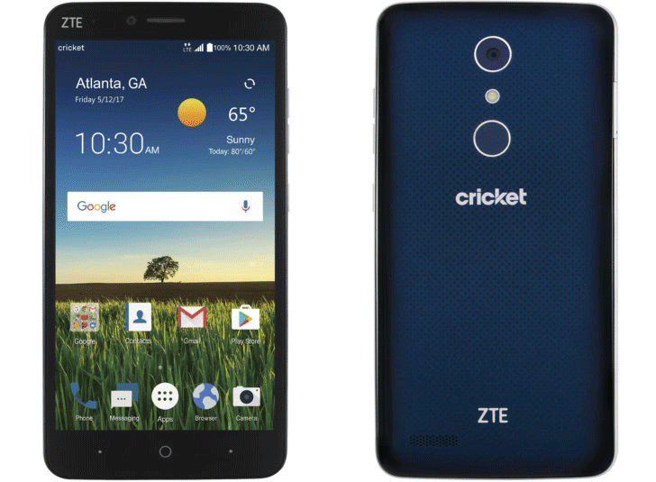 ZTE Blade X Max price in usa