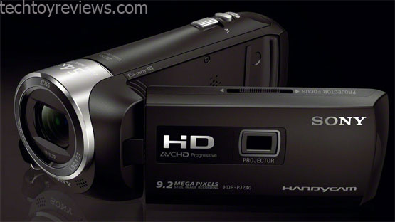 Sony HDR PJ240E