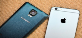 Galaxy Note 4 and iPhone 6 Plus Comparison