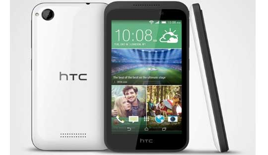 HTC Desire 320 officially unveiled with very low price