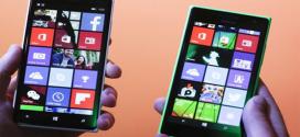 Lumia 830 Lumia 730