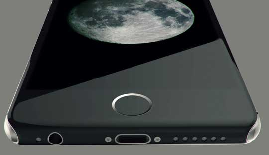 iPhone 8 Concept Smartphone