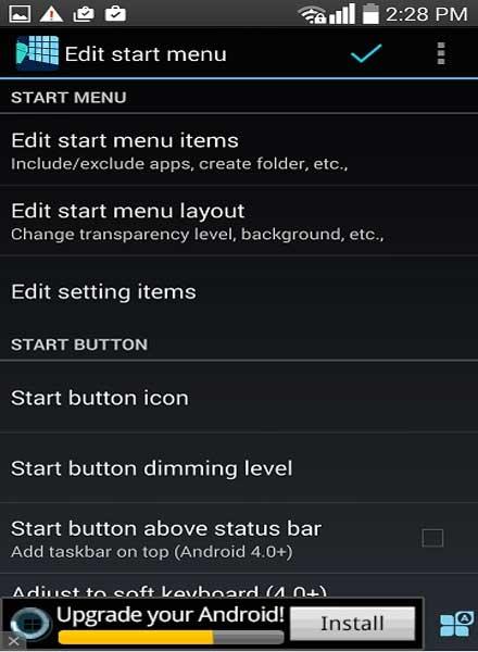 Download Taskbar and Start Menu