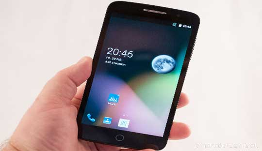 Alcatel OneTouch Tablet and Smartphone lineup at CES 2015