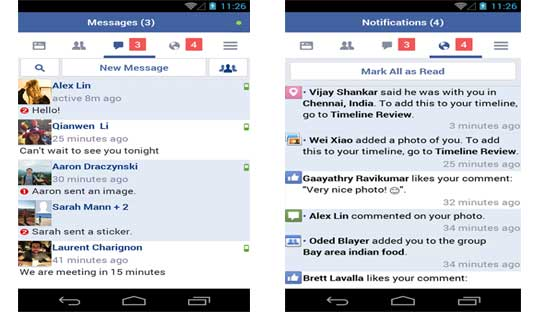 facebook lite app for low end android smartphone. Black Bedroom Furniture Sets. Home Design Ideas