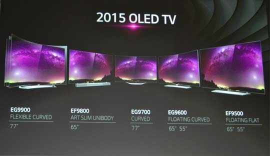 LG-OLED-TV--7-different-models-with-flat,-curved-and-flexible-curved-display-at-CES-2015