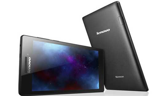 Lenovo Tab 2 A7-10 With Quad-core MediaTek Chip Launched