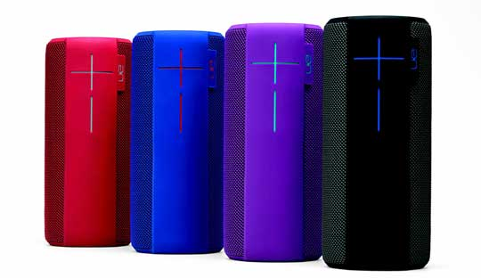 How to activate voice integration on UE Megaboom