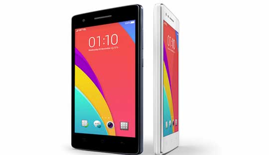 Oppo Mirror 3 with 5MP front camera and 64-bit Quad-core SoC