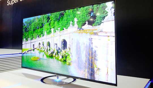 Sharp-4k-and-8k-TV-appeared-at-CES-2015
