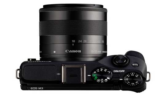 Canon-EOS-M3-Specifications