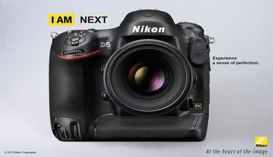 Nikon-D5-with-20MP-sensor-Leak