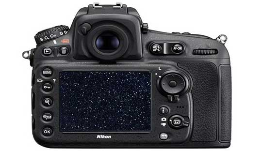 Nikon D810 with special sensors dedicated to Astrophotography