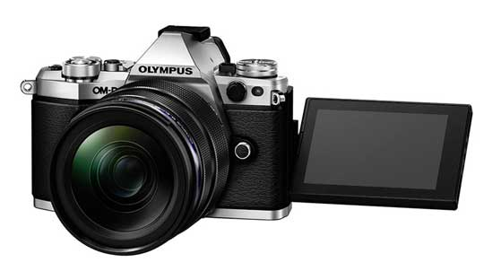 Olympus-OM-D-E-M5-Mark-II-Specifications