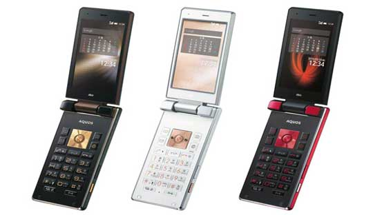 Sharp-Aquos-K-SHF31-Flip-Phone-with-Snapdragon-400-SoC-Launched-in-Japan