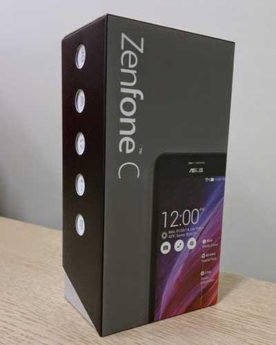 Zenfone-C-Unboxing