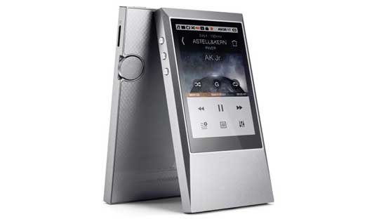 Astell-&-Kern-AK-Jr-Hi-Fi-audio-music-player-with-64GB-Memory-and-Ultra-slim-design