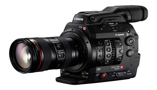 Canon-C300-Mark-II-professional-camera-with-Super-35mm-sensor,-4K-recording-Launched