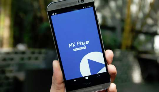 Download MX Player for Windows Phone 8.1