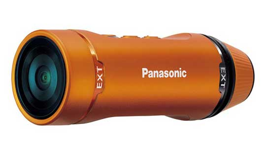 Panasonic HX A1 Review