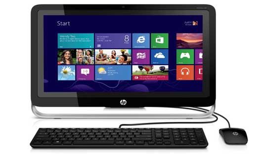 HP Pavilion 23: A next generationHP Pavilion All in One PC