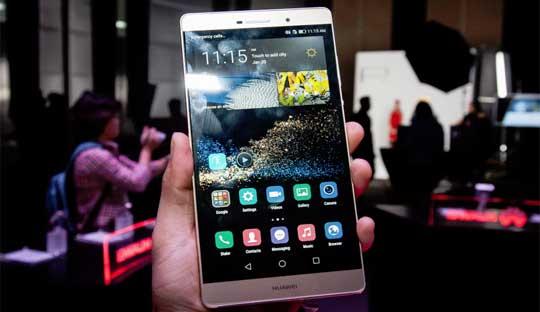 Huawei P8 Max USA