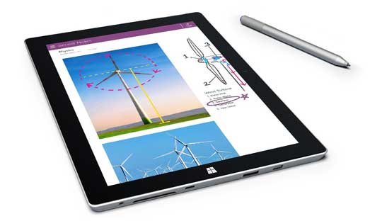 Microsoft-Surface-3-Specifications