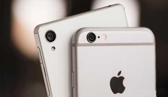 Sony-Xperia-Z3+-Vs-iPhone-6