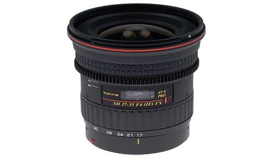 Tokina Lenses for Canon EOS
