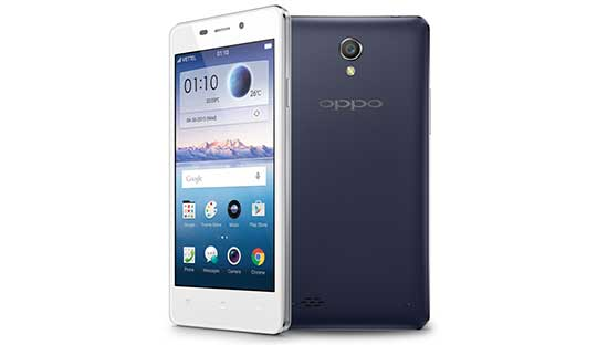 Oppo Joy 3 With 4.5-inch Display And 5MP Camera Launched