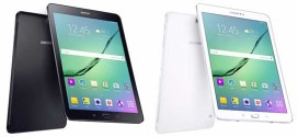 Samsung Galaxy Tab S2 8 inch and 9.7 inch Tablet Listed on Amazon.com