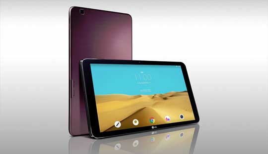 LG G Pad II 10.1 Specifications