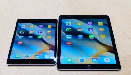 Download iOS 9 for iPad