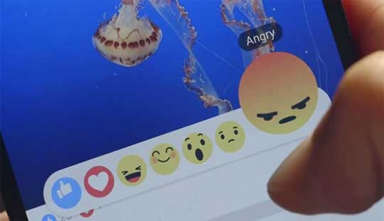 Facebook-Reaction--Dislike-content-with-6-different-Emoji