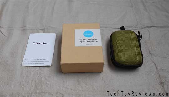 Mixcder Basso Bluetooth Earphone Review