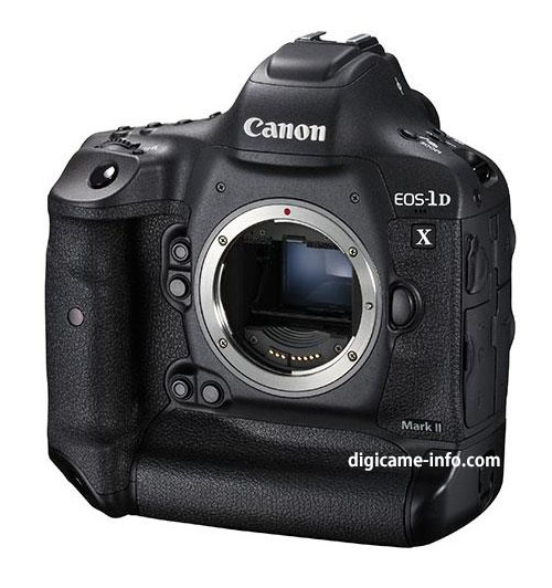 Canon 1DX Mark II Specs