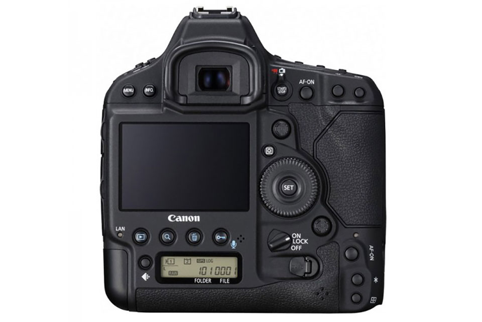 Canon EOS-1D X Mark II Price