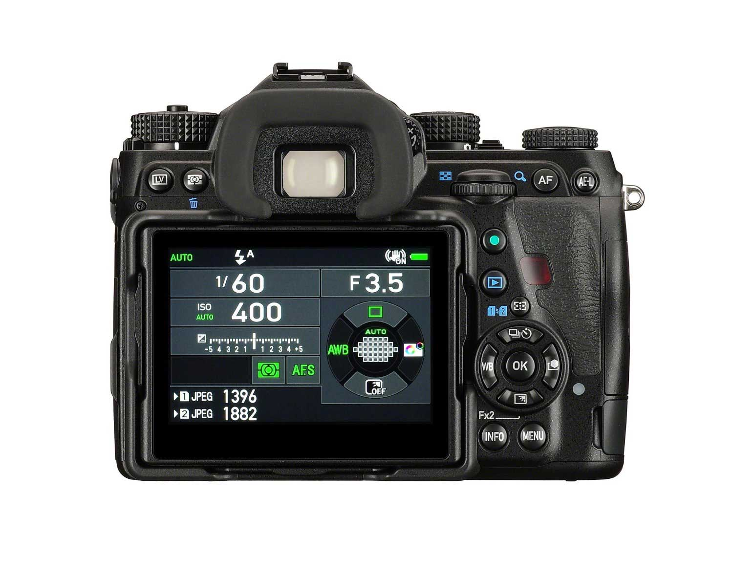 Camera Full Frame Sensor Dslr Cameras pentax k 1 full frame dslr camera with 36 4mp sensor and 5 axis sensor