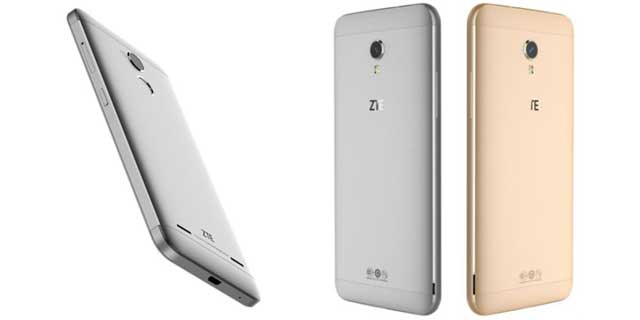 ZTE Blade V7 and Blade V7 Lite with Metal body and Android 6.0 Marshmallow Announced at MWC 2016