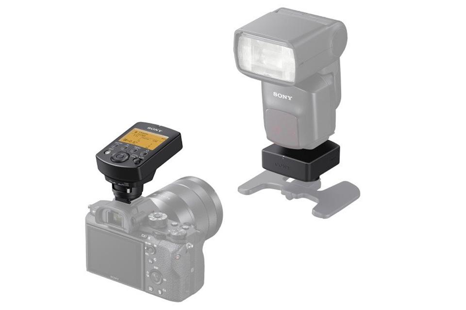 Sony Wireless Flash Control System