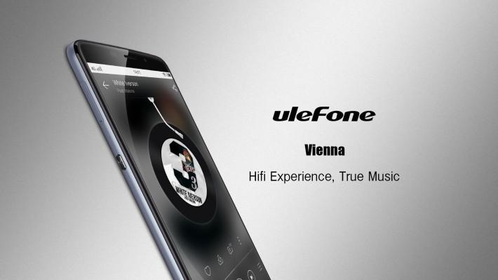 Ulefone Vienna launch