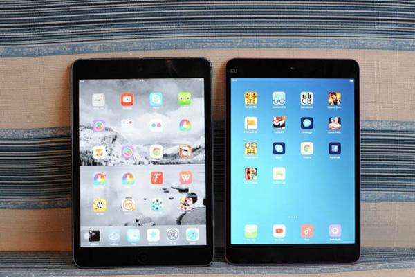 Xiaomi Mi Pad 2 Vs Apple iPad Mini 2