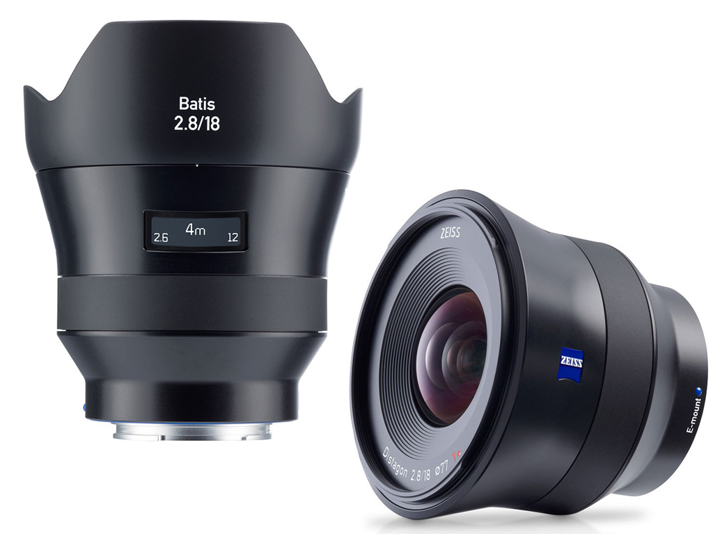 Zeiss Batis 18mm