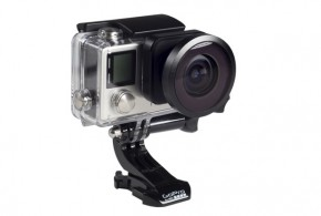 Lensbaby Circular 180+ Fisheye Lens for GoPro Action Cam, Priced at $69
