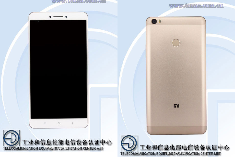 xiaomi mi max gets certified on tenaa will be launching
