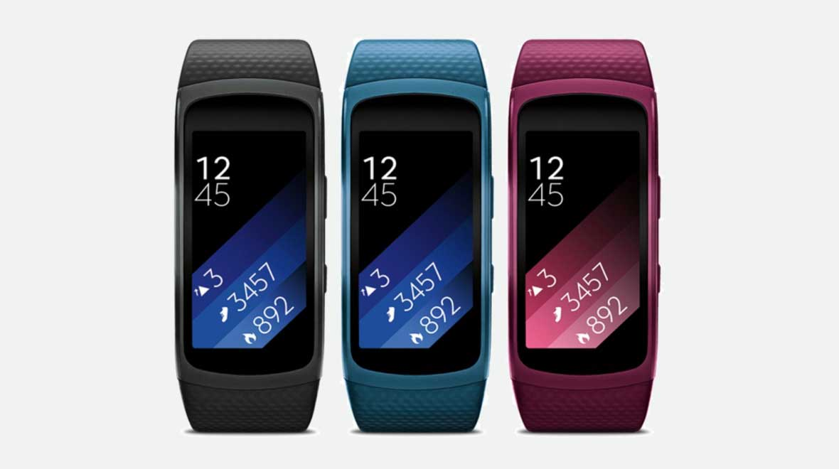 Samsung Gear Fit 2 Fitness Band with GPS Launched at $179