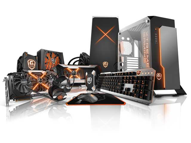 Gigabyte Launches Xtreme Gaming Premium Products At Computex 2016