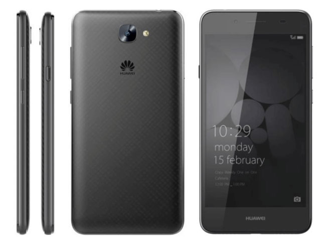 Huawei Y6 Ii And Y6 Ii Compact Spotted In Images With