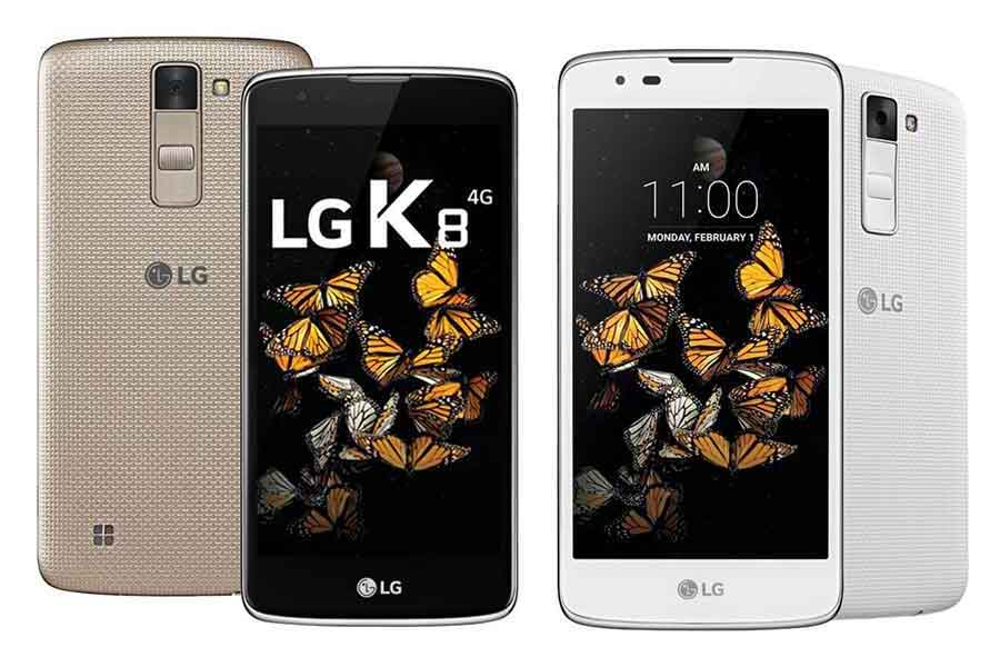 LG K8 Review