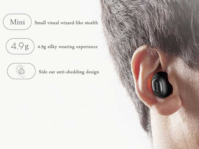 Wireless Bluetooth Headset for Cell Phones